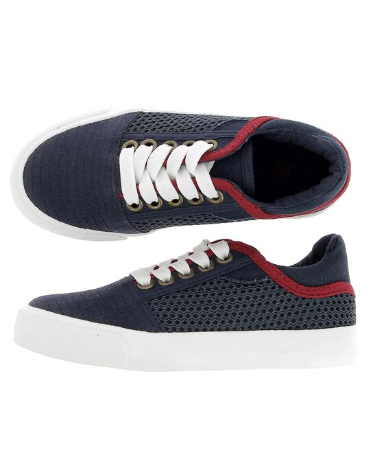Navy Sneakers CGTENRES / 18SK36O5D16070