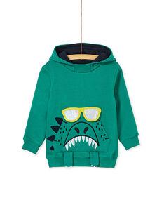Green SWEAT SHIRT KORESWE / 20W902G1D5EG626