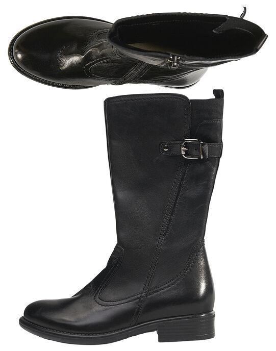 Black Boots GFBOTTECAVA / 19WK35X1D10090