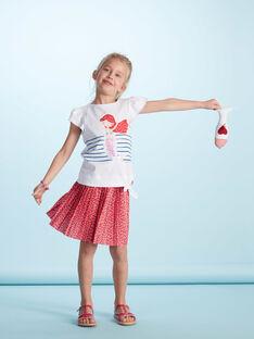 Red Skirt JACEAJUP1 / 20S901N1JUPF506