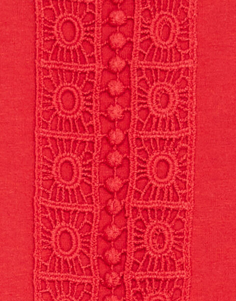 Dark orange LONGSLEEVE T-SHIRT KAJOLTEE3 / 20W90134D32408
