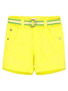 Yellow Bermuda FUCABER1 / 19SG10D1BER117