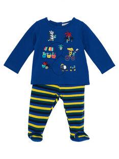 electric blue Pajamas JEGAPYJMAR / 20SH1421PYJ217