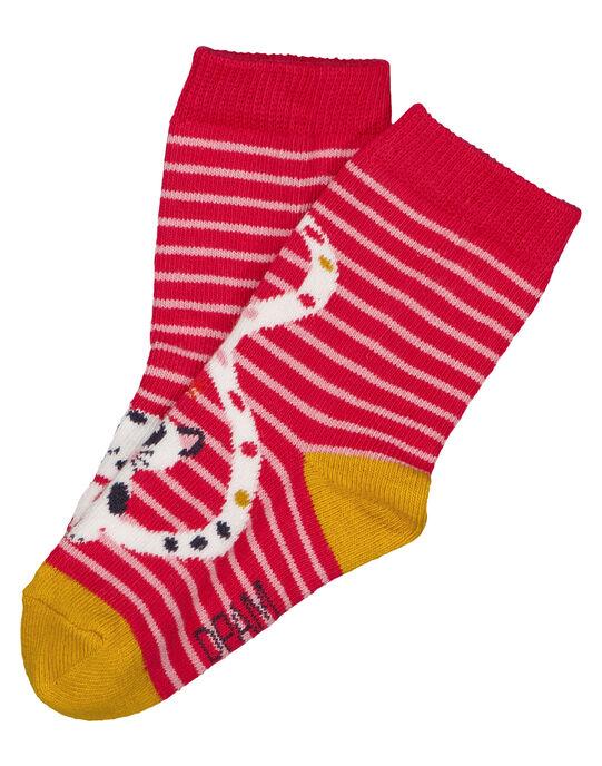 Red Socks GYISANCHO / 19WI09C1SOQ050