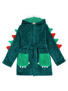 Green Night gown GEGOROBDRA / 19WH12N1RDCG614