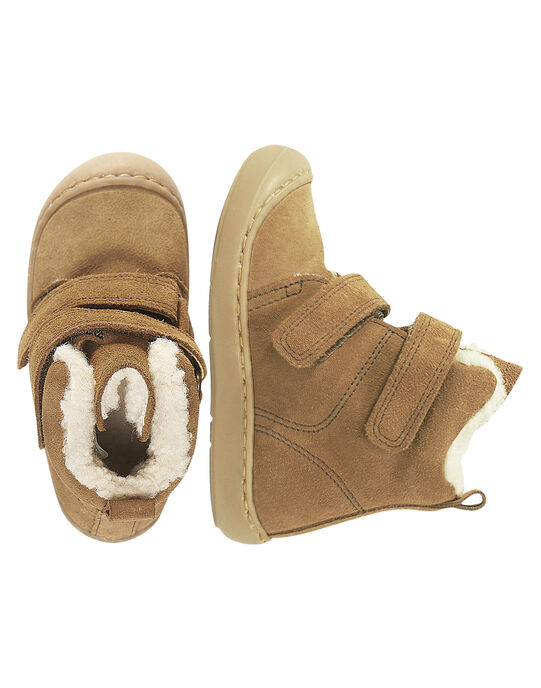 Beige Boots GBGBOOTFLEX / 19WK38Y1D0D080