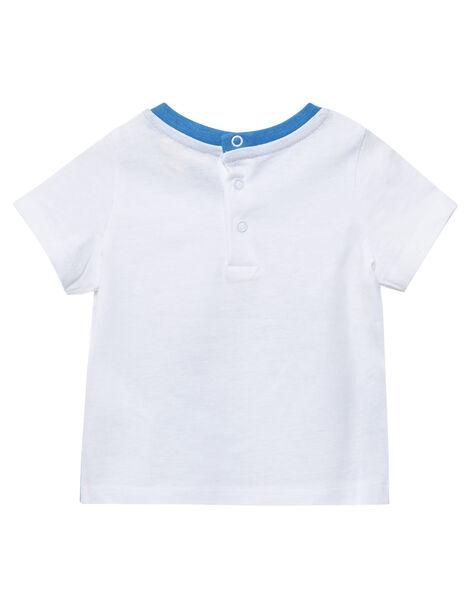 Off white T-shirt JUCEATI1 / 20SG10N3TMC001