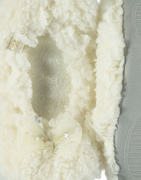 Off white Ballerina GFBALNOEUD / 19WK35Z2D07001