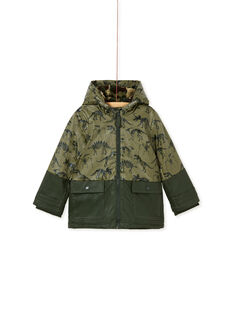 Light green RAIN COAT KOGROIMP1 / 20W902J1IMP612