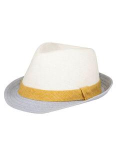 Boys' Panama hat FYOPOCHA / 19SI02C1CHA000