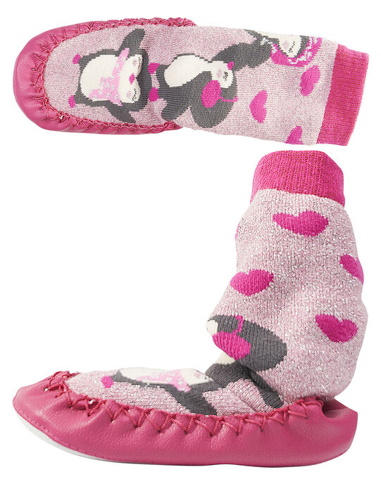 Rose Slippers GBFCCPING / 19WK37Z1D08030