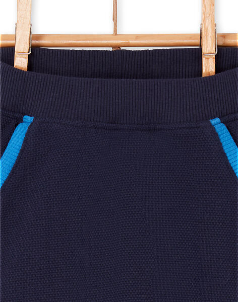 Baby boy night blue pants LUHAPAN1 / 21SG10X1PAN713