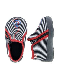 Baby boy's boot slippers CBGBOTANCR / 18SK38X6D0A070