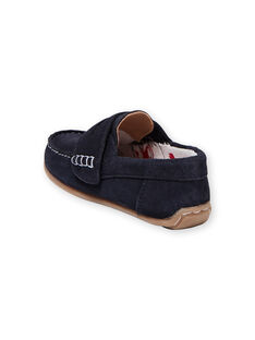 Navy LOAFERS JGMOCRABE / 20SK36Y1D4N070