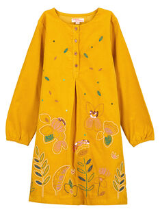 Yellow Dress GAJAUROB1 / 19W901H3ROBB107