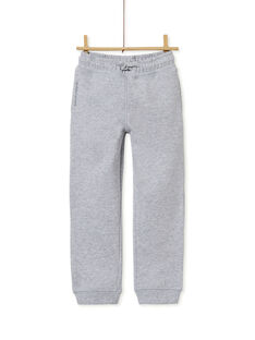 Heather grey JOGGING PANT KOJOJOB3EX / 20W90257D2A943