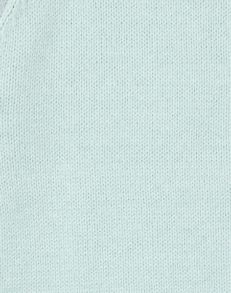 Blue PULLOVER KUBOPUL / 20WG10N1PULC227