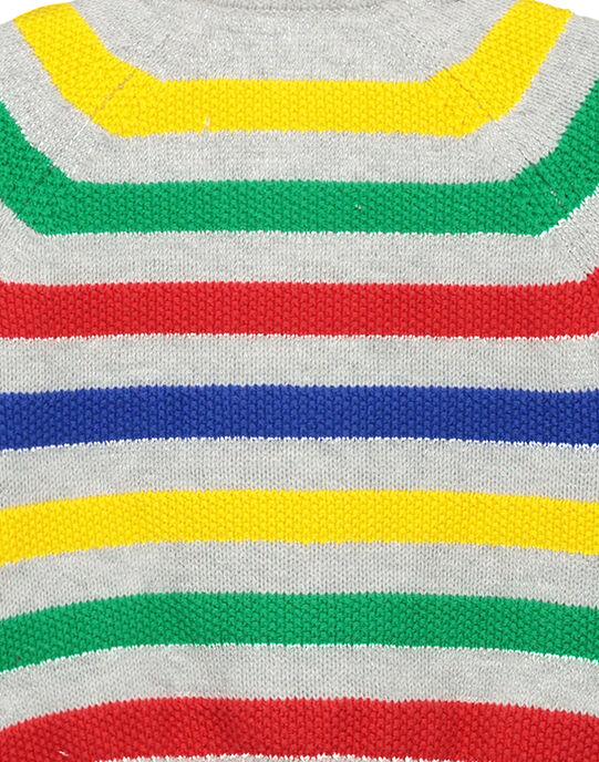 Baby boys zipped cardigan FUCOGIL / 19SG1081GIL099
