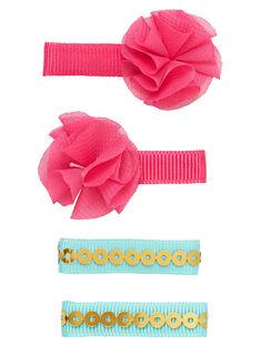 Old gold Hair clip JYAWECLIC1 / 20SI0191BRT955