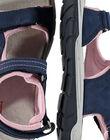 Navy Sandal FFSANDION / 19SK35K2D0E070