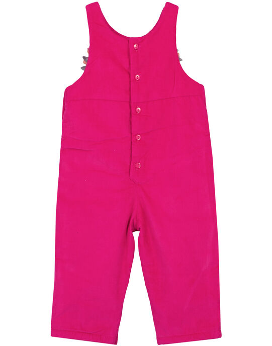 Pink Overalls GIVIOSAL / 19WG09R1SALD320
