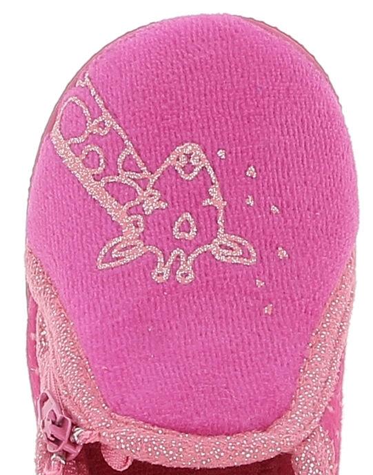 Baby girls' boot slippers DBFBOTGIR / 18WK37W1D0A304
