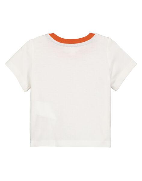 Off white T-shirt GUSANTEE2EX / 19WG10C1TMC001