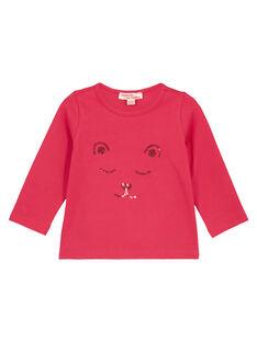 Pink T-shirt GIJOTEE3 / 19WG0944TMLD318