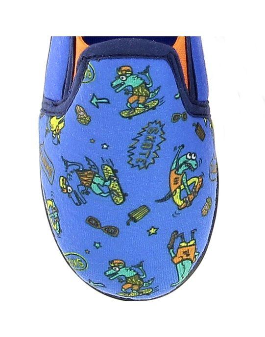 Blue Slippers CGSGSKATE / 18SK36X3D0BC218