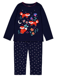 Navy Pajamas GEFAPYJREN / 19WH11D2PYJ070