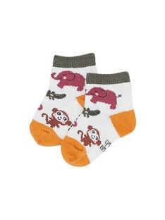 Off white Socks JYUDUCHO2 / 20SI10O2SOQ001