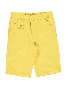 Boys' shorts COFRIBER2 / 18S902H2BERB102