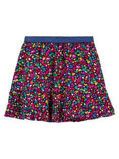 Navy Skirt GAMUJUP1 / 19W901F1JUP070