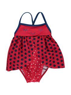 Baby girls' swimsuit CYIMER1 / 18SI0981MAIF518