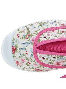 Rose Sneakers CFTENHERB4 / 18SK35O8D16030