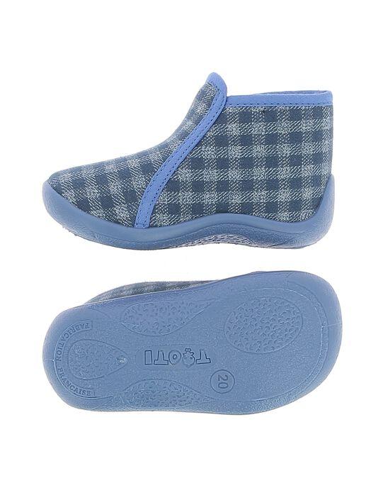 Blue Booties DBGBOTCARO / 18WK38W8D0AC218