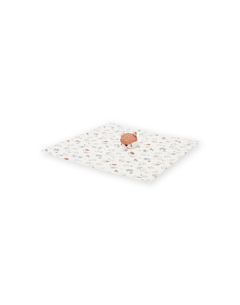 Foxy printed teddy bear mixed birth MOU1DOU2 / 21WF4243JOU001