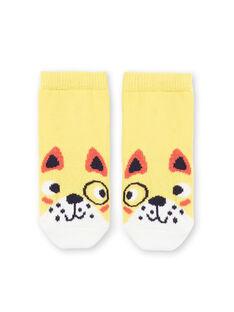 Baby boy socks LYUNOCHO2 / 21SI10L2SOQ106