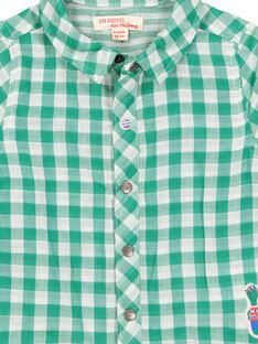 Multicolor Shirt FUCACHEM / 19SG10D1CHM099