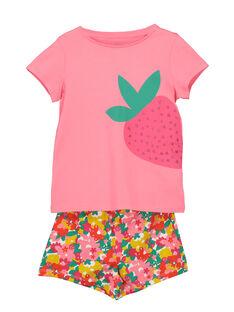 Rose Pajamas FEFAPYJFRA / 19SH11H2PYJ309