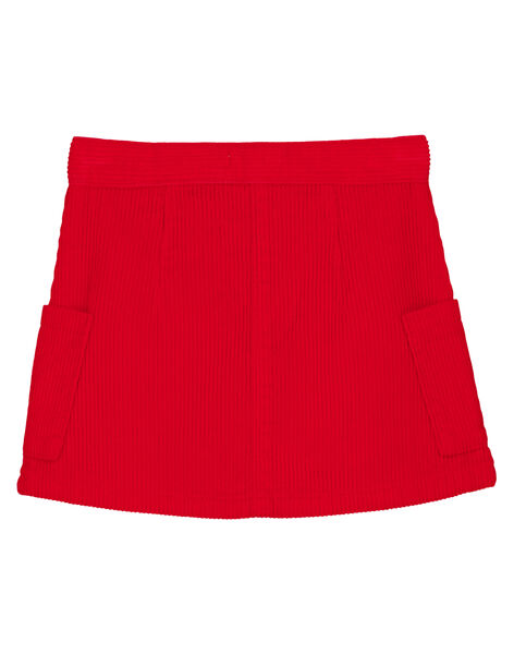 Red Skirt GASANJUP2 / 19W901C2JUP050