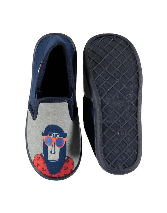 Boys' slip-on slippers FGSGSINGE / 19SK3634D0B943