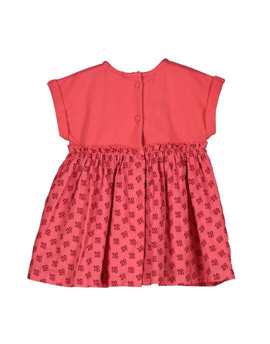 Baby girls' fancy dress FIBAROB1 / 19SG0961ROB308