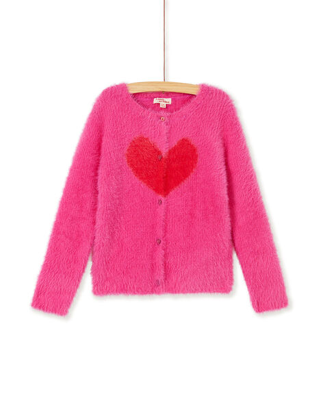 Pink CARDIGAN KARECAR / 20W901G1CARD320