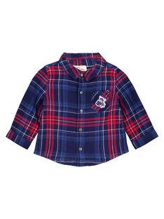 Navy Shirt GUTRICHEM / 19WG10J1CHM070