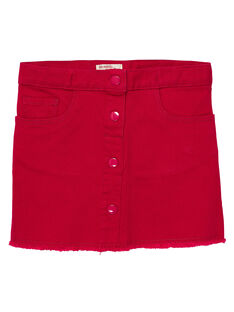 Pink Skirt JACLOJUP2 / 20S90112JUPD302