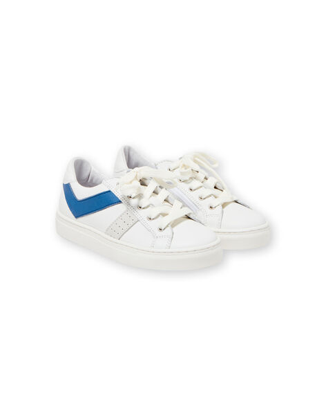 White SNEAKERS LGBASLUCAS / 21KK3634D3F000
