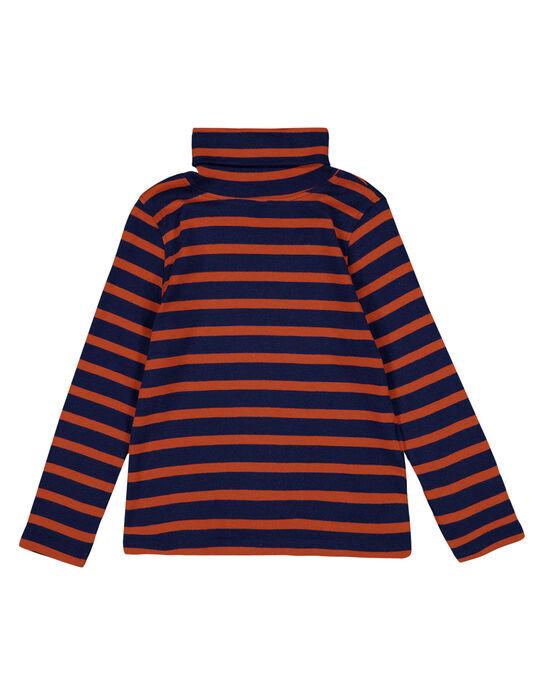 Navy under-sweater GOJOSOUP6 / 19W902L6D3B070