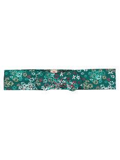 Baby girls' floral headband GYIVEBAN / 19WI0921BANG627