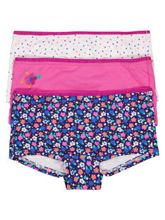 Red Shorts GEFAHOTFLE / 19WH1162SHYD305